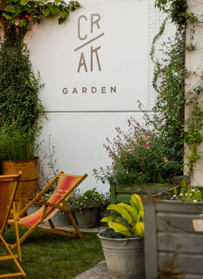 Crak Garden Padova