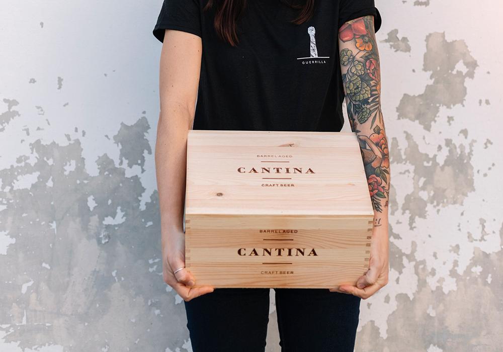 Scatola Cantina