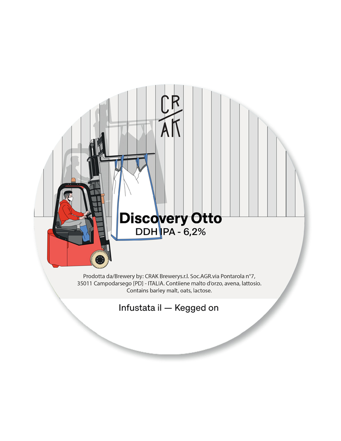 Discovery Otto
