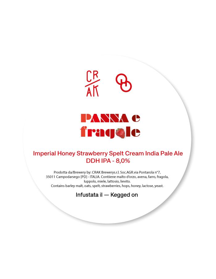 Panna & Fragole