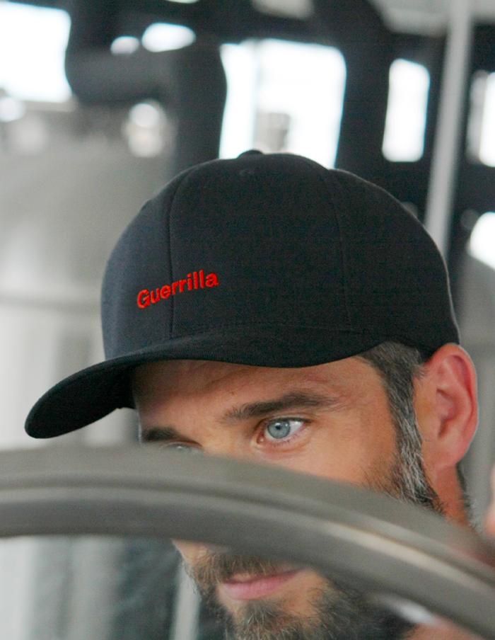 Cappello Guerrilla