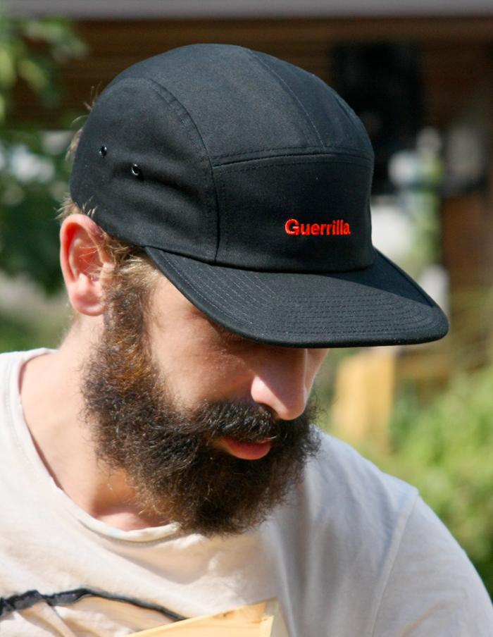 Jockey Cap Guerrilla