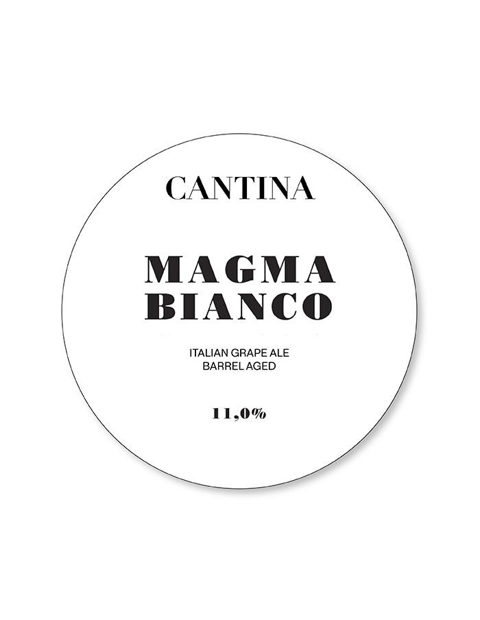 Magma Bianco
