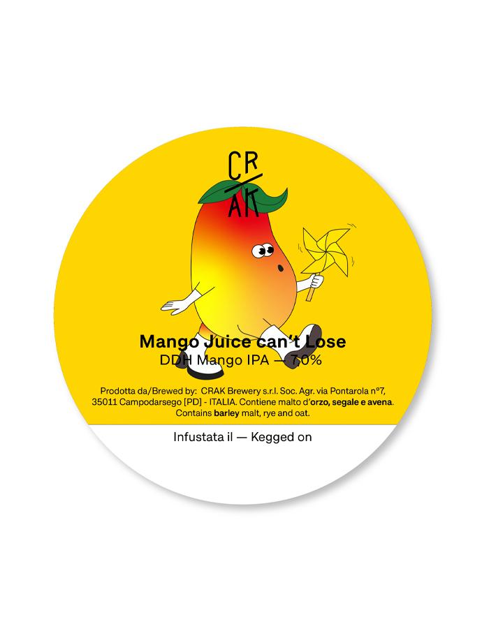 Mango Juice can't Lose