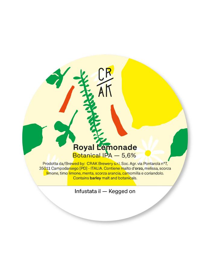 Royal Lemonade