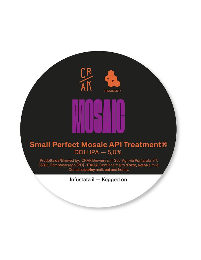 Small Perfect Mosaic API Treatment®